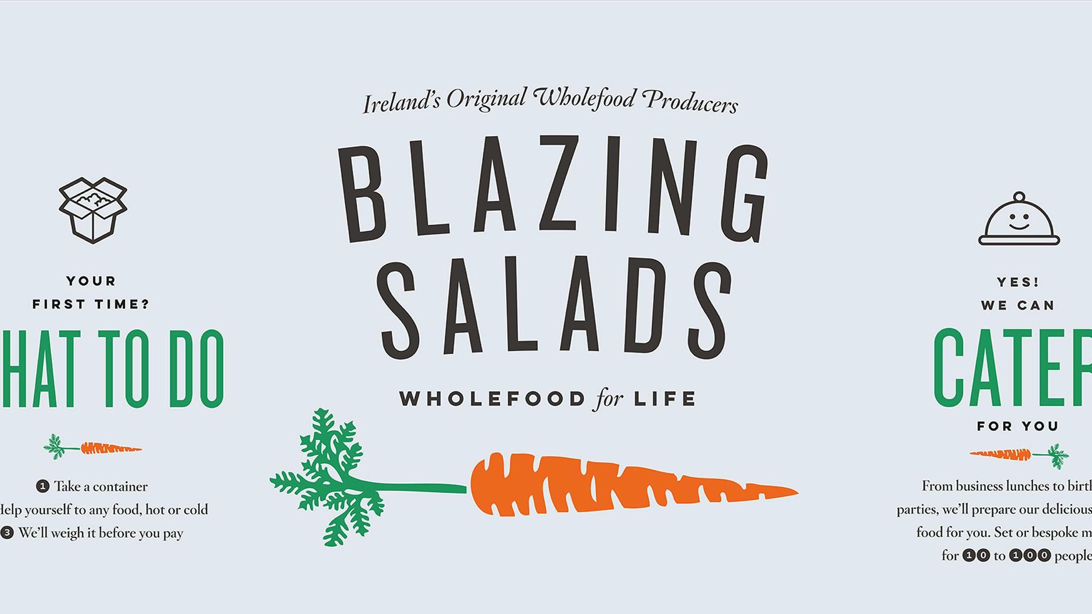 Blazing Salads -1