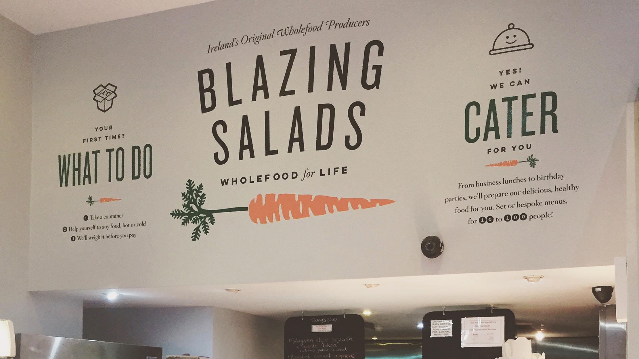 Blazing Salads -2