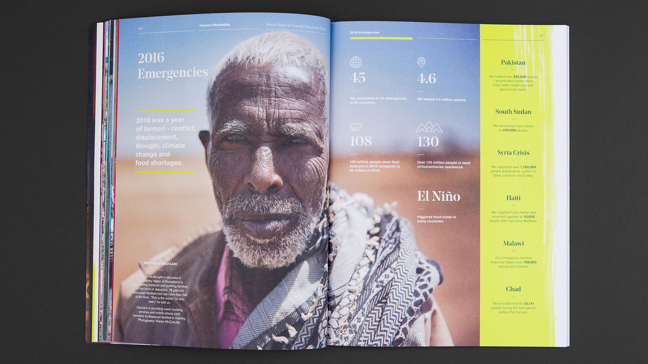 Concern Worldwide Annual Report 2016 -1