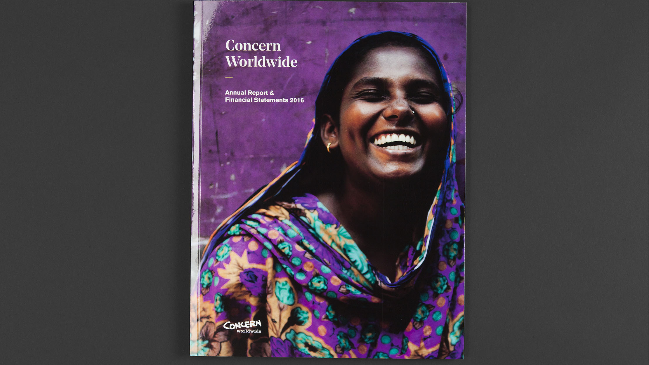Concern Worldwide Annual Report 2016 -3
