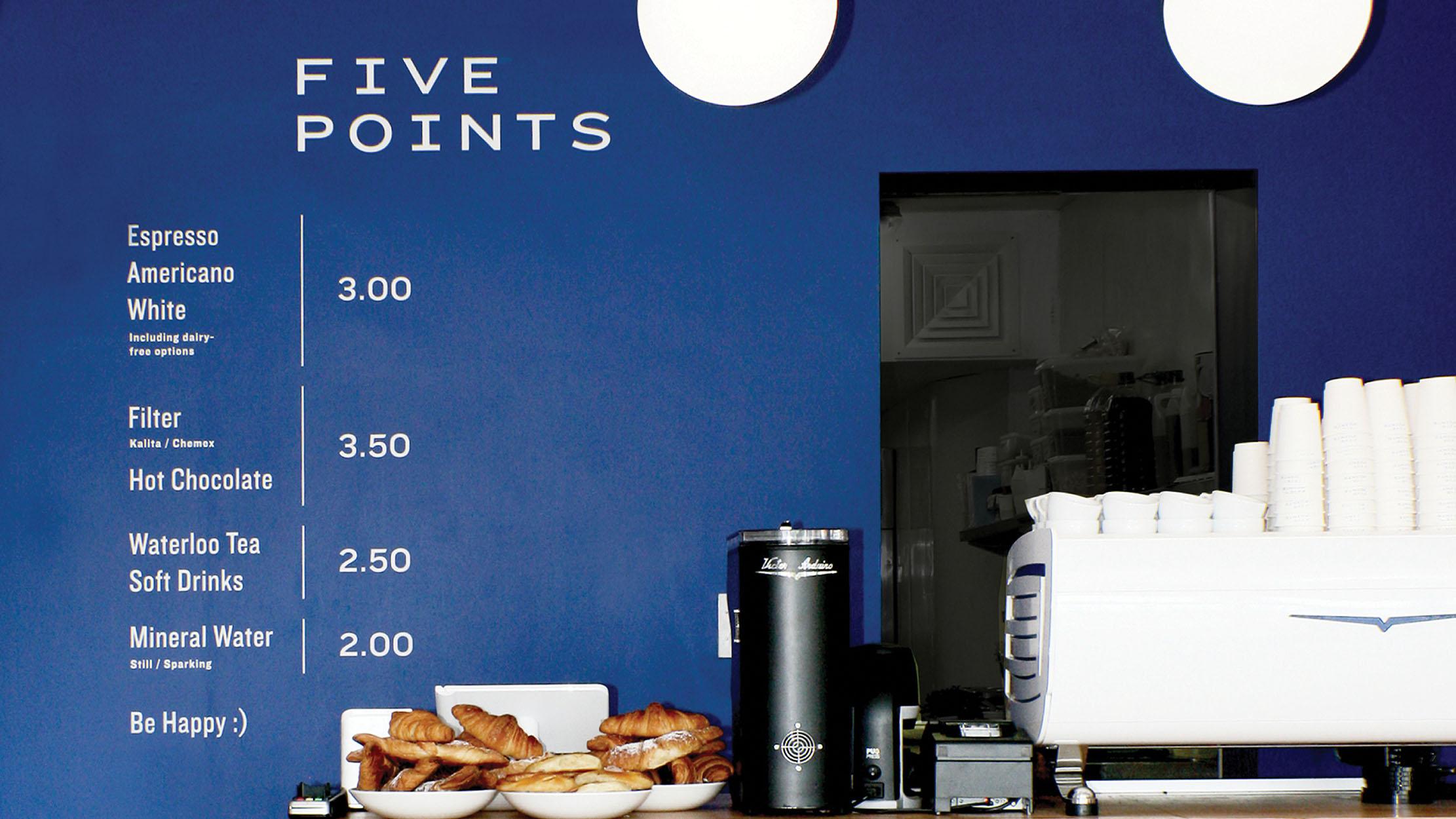 Five Points -2