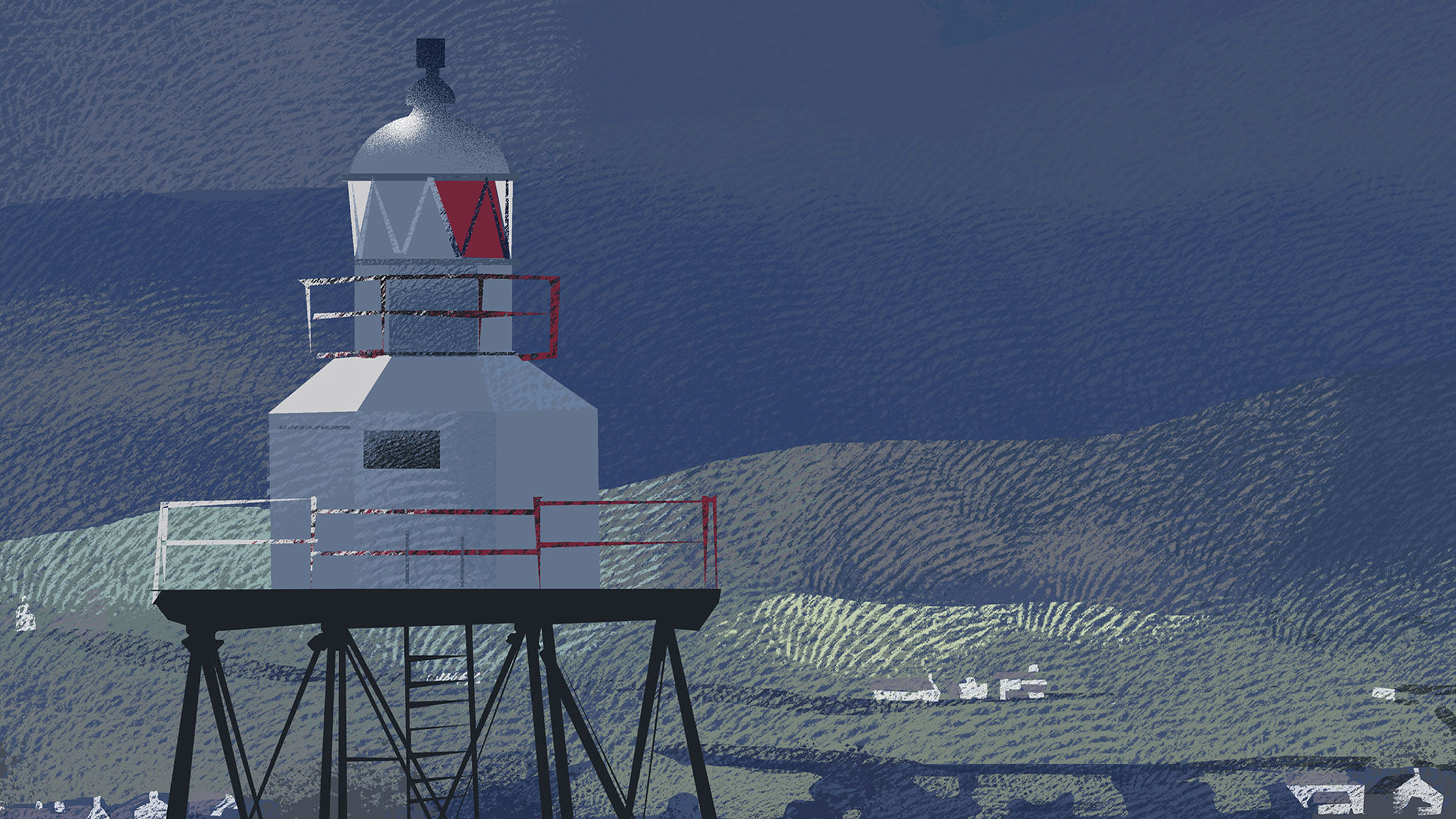 Lighthouses of Ireland -2