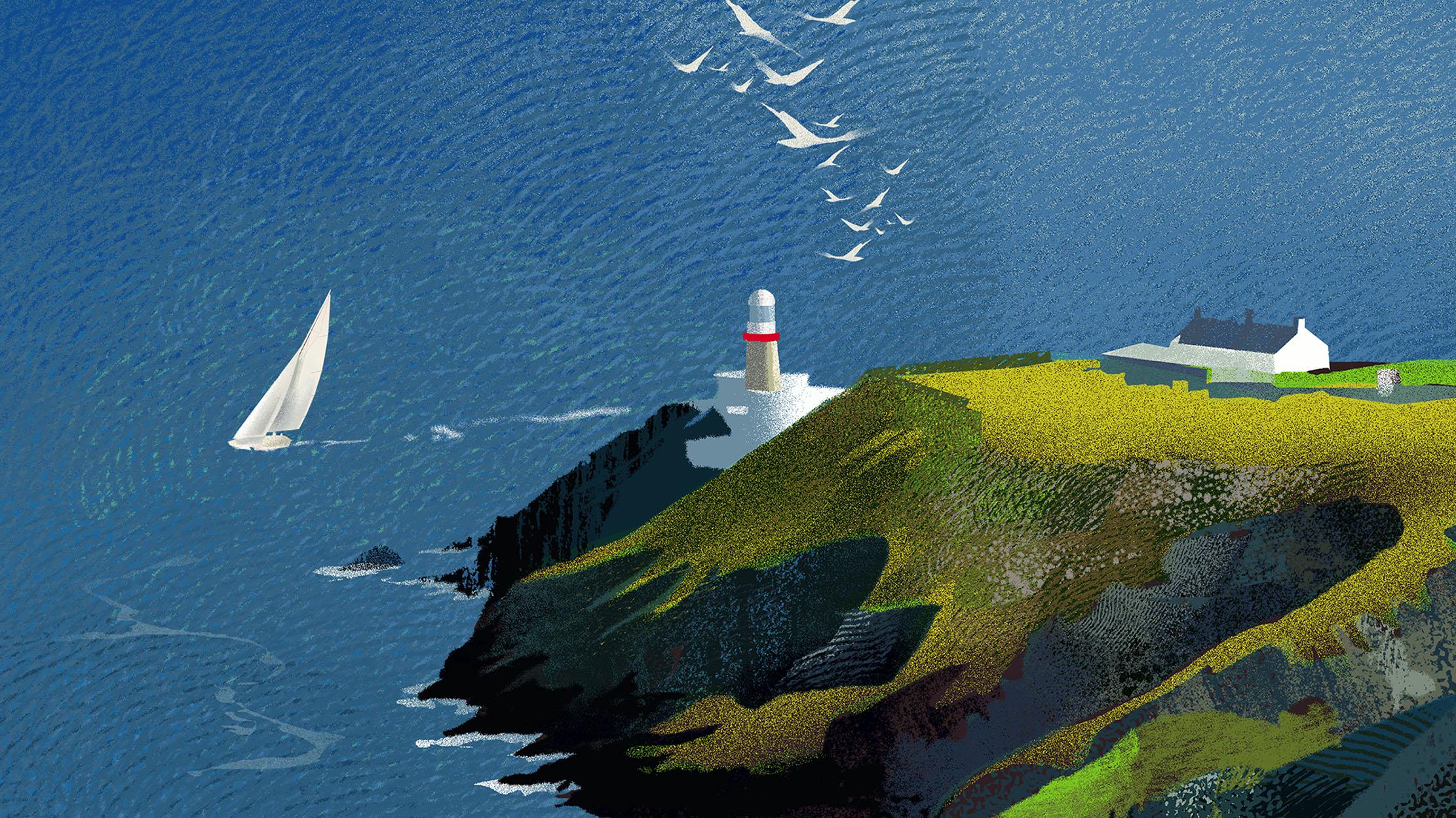 Lighthouses of Ireland -3