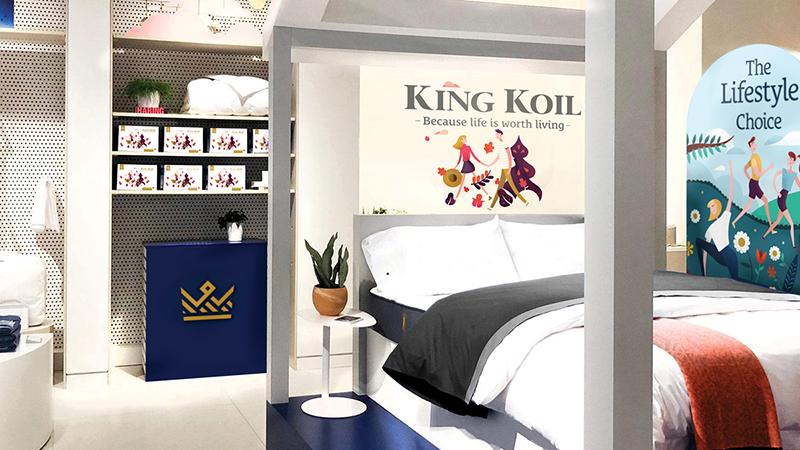 King Koil 5