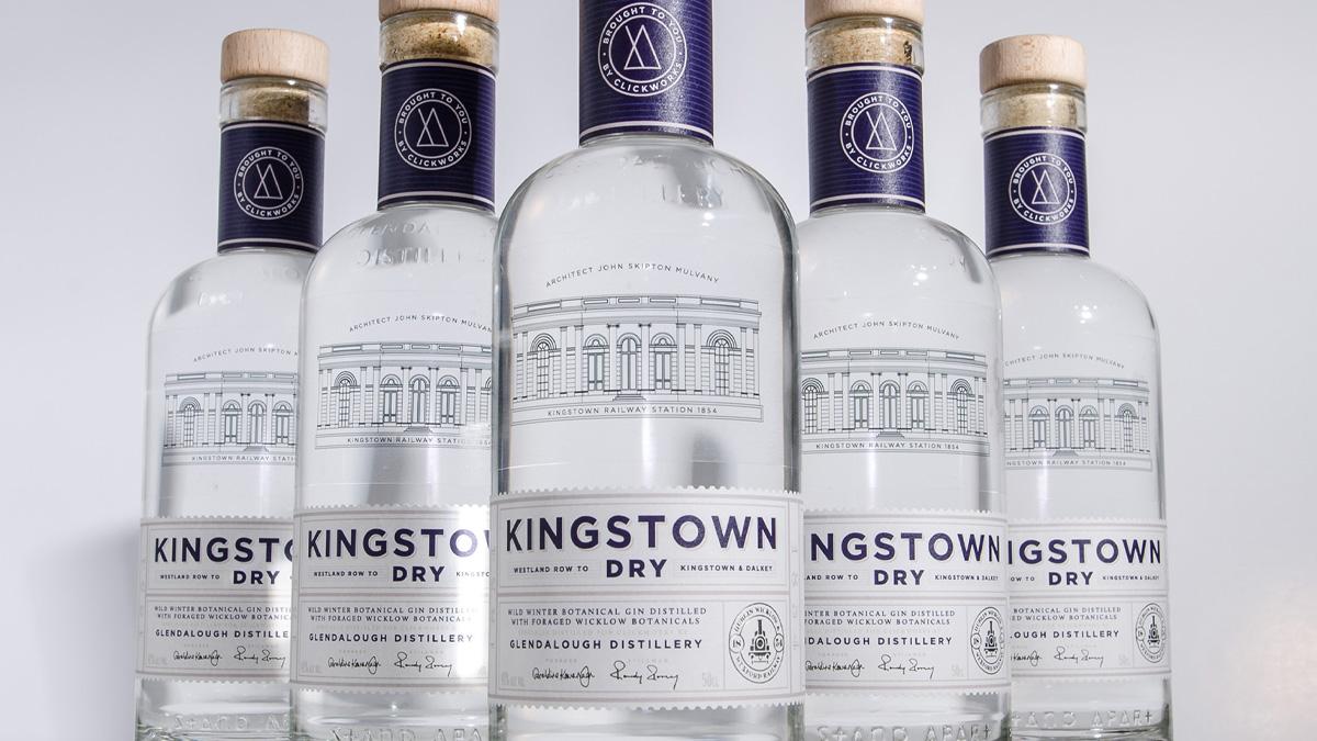 Kingstown Dry Gin 1
