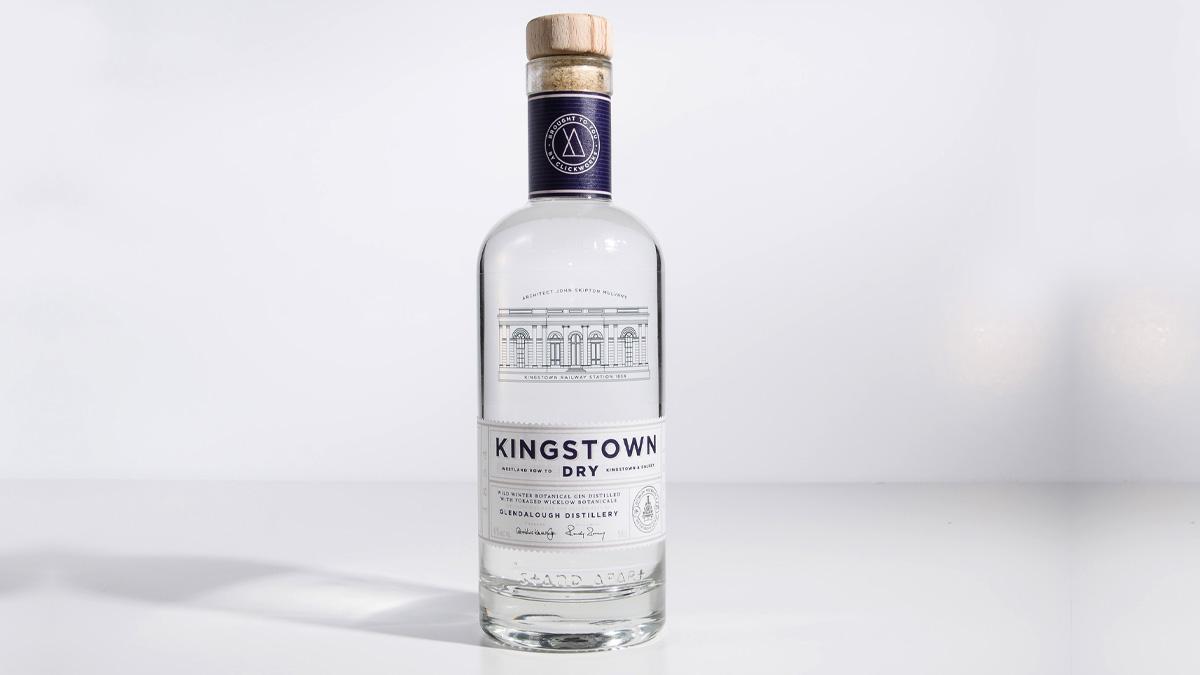 Kingstown Dry Gin 2