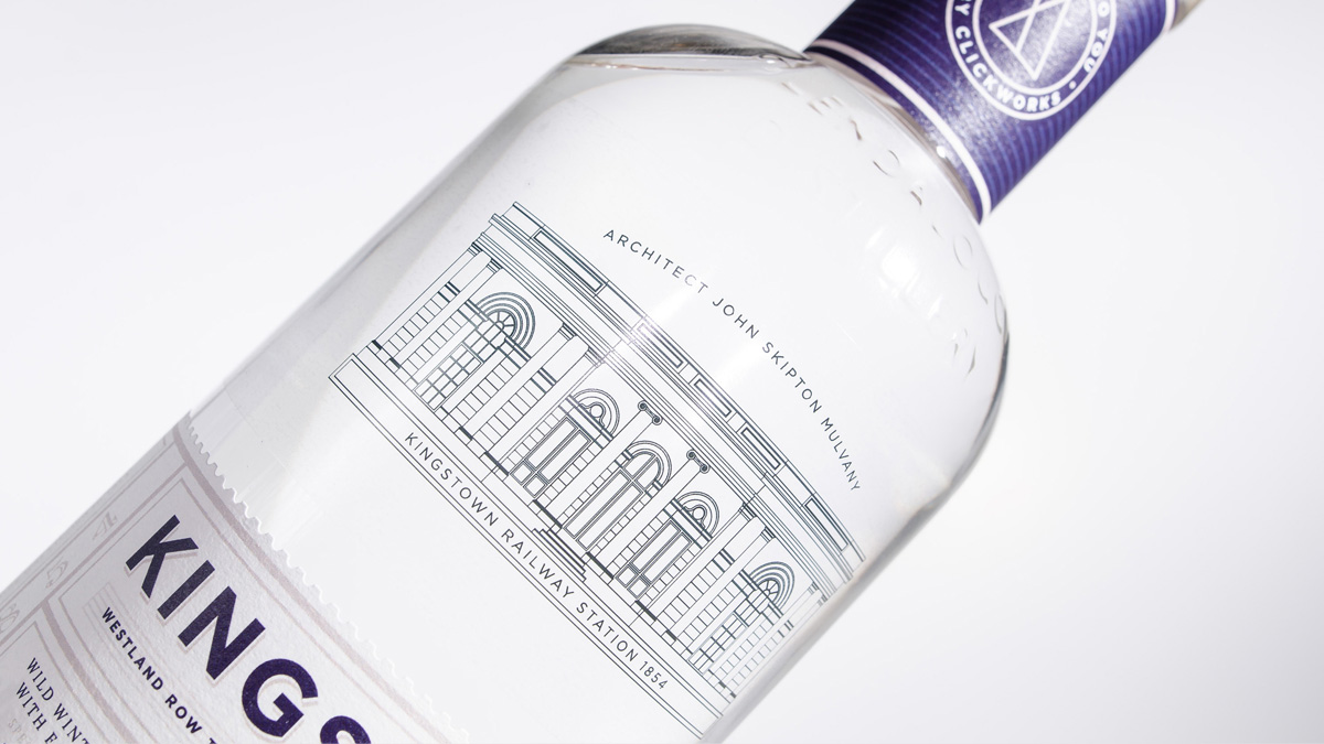 Kingstown Dry Gin 3