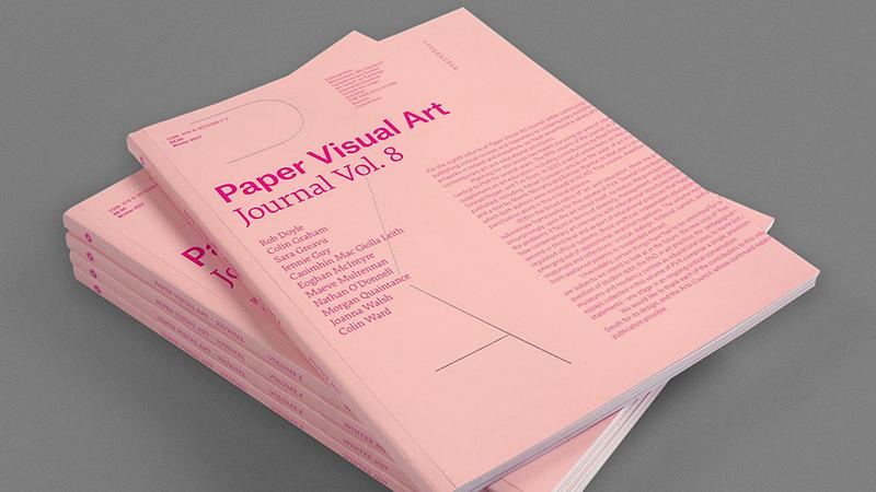 Paper Visual Art Journal 1