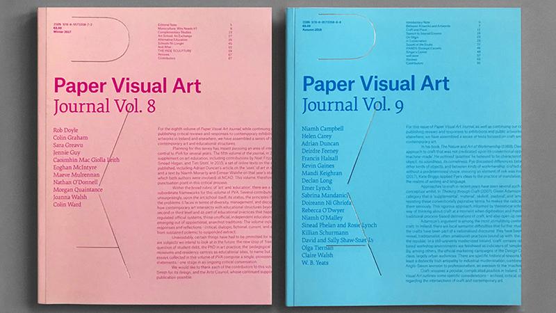 Paper Visual Art Journal 2