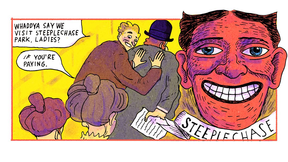 Steeplechase 1
